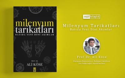Milenyum Tarikatları Batıda Yeni Dini Akımlar I Prof.Dr. Ali Köse