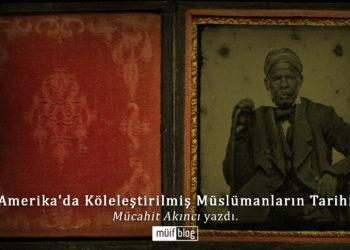 Amerika'da Köleleştirilmiş Müslümanların Tarihi
