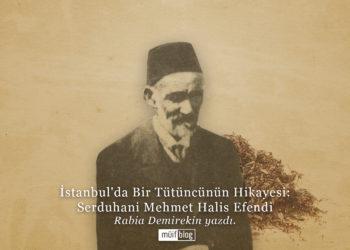 İstanbul'da Bir Tütüncünün Hikayesi: Serduhani Mehmet Halis Efendi