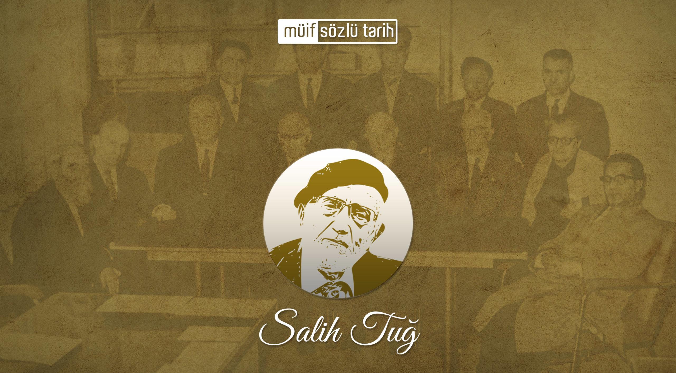Prof. Dr. Salih Tuğ