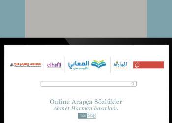 Online Arapça Sözlükler