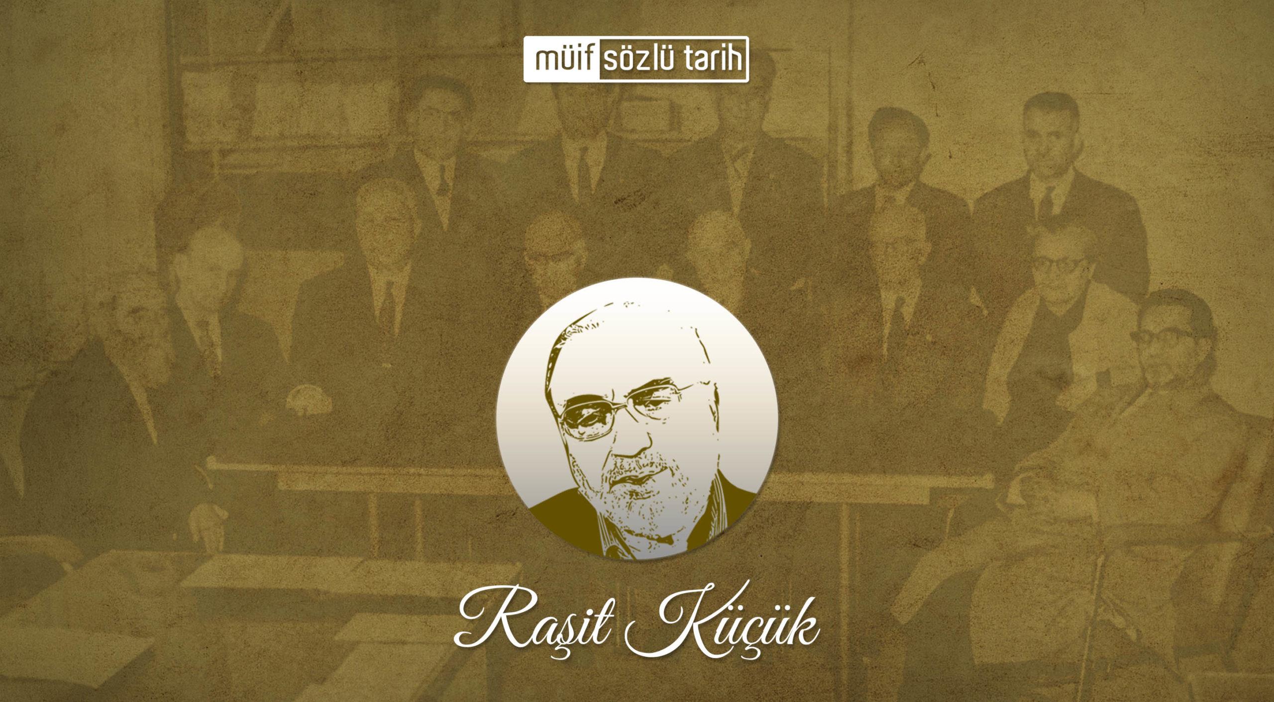 Prof. Dr. Raşit Küçük
